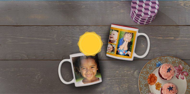 Take advantage of this offer from Snapfish for a free mug | A saving of $13.50!