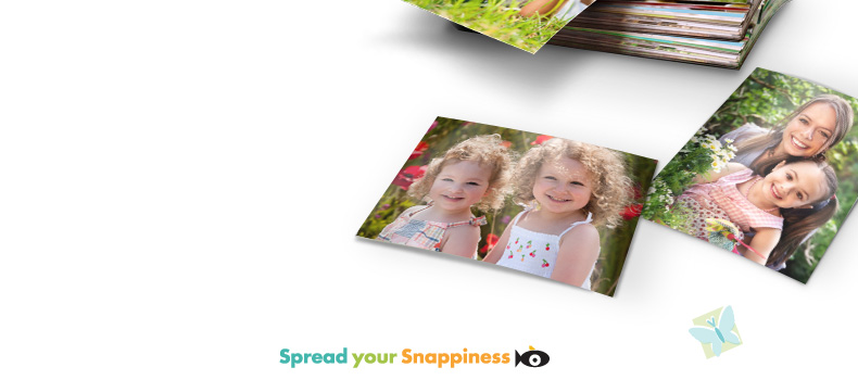 Spread your snapiness!